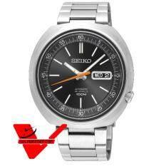 ราคา Seiko 5 Sport Automatic นาฬิกาข้อมือผู้ชาย สายสแตนเลส รุ่น Srpc11K1 เป็นต้นฉบับ Seiko