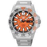 ขาย Seiko 5 Sports Mini Monster Automatic นาฬิกาข้อมือผู้ชาย รุ่น Srp483K1 เป็นต้นฉบับ