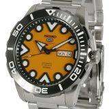 ราคา Seiko 5 Sports นาฬิกาข้อมือชาย Automatic 24 Jewels Srpa05K1 ใน ไทย