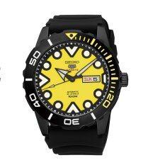 ซื้อ Seiko 5 Sports นาฬิกาข้อมือชาย Automatic Srpa11K1 ใหม่ล่าสุด