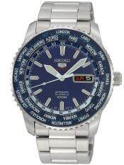 ความคิดเห็น Seiko Automatic Blue Watch Srp125K1