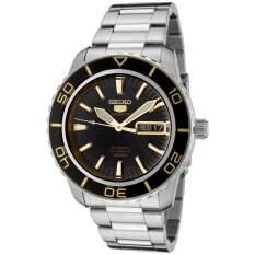 ราคา Seiko Automatic Sports Mens Diver Watch Snzh57K1 Intl ใหม่