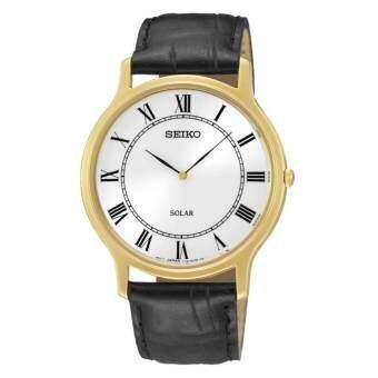 Karnvera Shop นาฬิกาข้อมือชาย Seiko Core Solar Men Watch SUP878P1