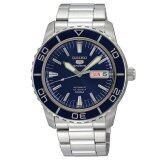 ราคา Seiko Men S 5 Stainless Steel Strap Sports Watch Snzh53J1 Intl ใหม่