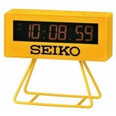 ขาย Seiko รุ่น Mini Time Keeper Qhl062Y Yellow ออนไลน์ กรุงเทพมหานคร