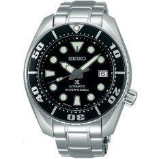 โปรโมชั่น Seiko นาฬิกา Prospex X Sumo Scuba Diver S 200 เมตร Sbdc031J Black Dial ถูก