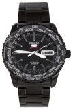 ราคา Seiko นาฬิกาข้อมือผู้ชาย สีดำ สายสแตนเลส รุ่น Srp129J1 Seiko