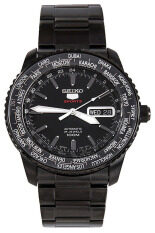 ขาย ซื้อ Seiko นาฬิกาข้อมือผู้ชาย สีดำ สายสแตนเลส รุ่น Srp129J1 ใน บุรีรัมย์