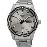 ความคิดเห็น Seiko นาฬิกาข้อมือผู้ชาย Sports 5 Automatic สายสแตนเลส สีเงิน สีเทา รุ่น Srp729K1