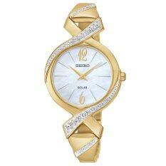 Seiko นาฬิกาข้อมือผู้หญิง รุ่น Sup266 เป็นต้นฉบับ