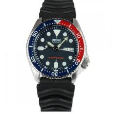 Seiko นาฬิกาข้อมือ รุ่น Skx009K Black ถูก