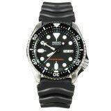 ขาย Seiko นาฬิกาผู้ชาย Automatic Diver 200M Men S Watch รุ่น Skx007K1 Black Seiko เป็นต้นฉบับ