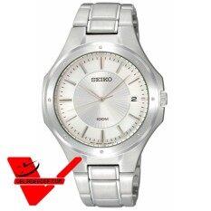 ซื้อ Seiko Neo Classic นาฬิกาข้อมือผู้ชาย สายสแตนเลส รุ่น Sgef59P1 Seiko ออนไลน์