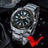 ส่วนลด Seiko Prospex Zimbe No 6 Samurai Limited Editions ฉลามวาฬตัวที่ 6 นาฬิกาข้อมือผู้ชาย สายสแตนเลส รุ่น Srpc43K