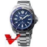 ทบทวน ที่สุด Seiko Samurai Prospex นาฬิกาข้อมือผู้ชาย สายสแตนเลส รุ่น Srpb49K1