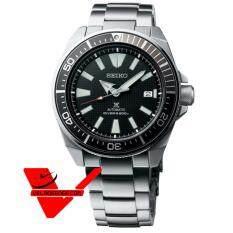 ขาย Seiko Samurai Prospex นาฬิกาข้อมือผู้ชาย สายสแตนเลส รุ่น Srpb51K1 เป็นต้นฉบับ