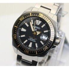 นาฬิกา Seiko Samurai Zimbe Scuba Diver S 200 M Limited Edition Srpc43K เป็นต้นฉบับ
