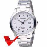 ขาย Seiko Sapphire Glass นาฬิกาข้อมือชาย สายสแตนเลส รุ่น Sgeh67P1 ถูก ใน พะเยา