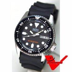 ขาย Seiko Scuba Diver Sport Automatic นาฬิกาข้อมือ Stainless Strap รุ่น Skx013K ถูก