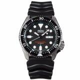 ขาย Seiko Skx007J1 Analog Japanese Automatic Black Men Diver S Watch Seiko ออนไลน์