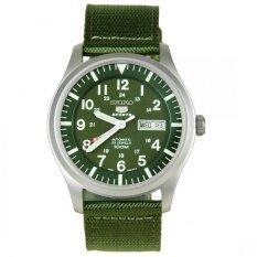 ซื้อ Seiko นาฬิกาข้อมือ รุ่น Snzg09K1 Green ออนไลน์