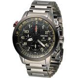 ส่วนลด Seiko นาฬิกาข้อมือชาย Solar Prospex Sky Analog Business Watch Ssc419P1 ไทย