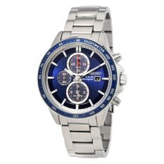 ขาย ซื้อ ออนไลน์ Seiko Solar นาฬิกาข้อมือผู้ชาย Ssc431P1