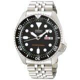 ซื้อ Seiko นาฬิกาข้อมือ Sports Automatic Diver 200 M Mens Watch รุ่น Skx007K2 Silver Black พะเยา