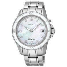 ซื้อ นาฬิกาสุภาพสตรี Seiko Sportura Kinetic Diamond รุ่น Ska881P1 ออนไลน์ กรุงเทพมหานคร