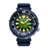 ราคา Seiko นาฬิกาข้อมือผู้ชาย สายยาง รุ่น Spra99K1 Limited Edtion Number 754 1881 สีน้ำเงิน ใหม่ล่าสุด