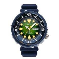 Seiko นาฬิกาข้อมือผู้ชาย สายยาง รุ่น Spra99K1 Limited Edtion Number 754 1881 สีน้ำเงิน เป็นต้นฉบับ
