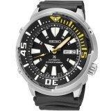 ขาย ซื้อ Seiko นาฬิกาข้อมือผู้ชาย สายยาง รุ่น Srp639K1 Tuna กระป๋องเหล็ก สีดำ