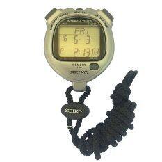 ซื้อ Seiko Stopwatch นาฬิกาจับเวลา สีเงิน รุ่น S23603P ออนไลน์ ถูก
