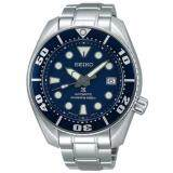Seiko Sumo Scuba Diver Made In Japan Sport Automatic นาฬิกาข้อมือ Stainless Strap รุ่น Sbdc033 ถูก