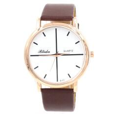 ราคา Sevenlight นาฬิกาข้อมือผู้ชาย Gp9155 Brown Rose Gold ใหม่