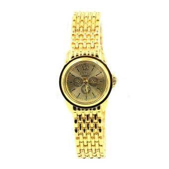 Sevenlight  นาฬิกาข้อมือผู้หญิง  - WP8148 (Pure Gold)