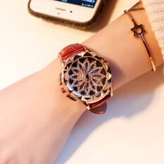 ขาย Shi Ying ดูแฟชั่นเพชรนาฬิกานางสาวเข็มขัด Shilaiyunzhuan Mashali เป็นต้นฉบับ