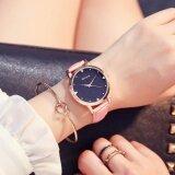 ขาย แนวโน้มบรรยากาศกันน้ำเข็มขัด Shi Ying ดูนาฬิกาแฟชั่นนาฬิกา