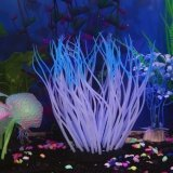 ขาย Silicone Aquarium Fish Tank Artificial Coral Plant Underwater Ornament Decor Intl จีน ถูก