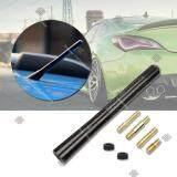 ซื้อ Sinlin เสาอากาศวิทยุรถยนต์แบบสั้น 12 Cm Car Carbon Fiber Am Fm Radio Antenna รุ่น Cat01 St Black Sinlin ออนไลน์