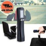 ราคา Sinlin เครื่องชั่งน้ำหนัก เครื่องชั่งกระเป๋า ดิจิตอล แบบพกพา Electronic Lcd Luggage Scale 40Kg 10G Black ราคาถูกที่สุด