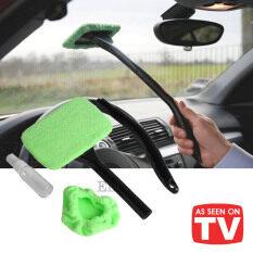 ความคิดเห็น Sinlin Windshield Wonder ที่ทำความสะอาดกระจกรถยนต์ กระจกบ้านแบบด้ามยาว รุ่น Wsh582 01
