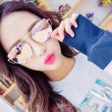 ซื้อ Sisshop แว่นกันแดดผู้หญิง แว่นตาแฟชั่น แว่นตาเกาหลี แว่นตาผู้หญิง รุ่น Gg 075 Sis Shop ออนไลน์