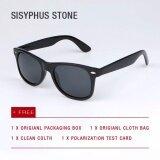 ซื้อ Sisyphus Stone Brand Designer Sunglasses Women Men Polarized Eyewear Ladies Sun Glasses 2140 54Mm Intl ถูก