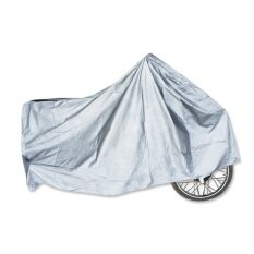 ราคา ผ้าคลุมรถมอเตอร์ไซค์ Size M สำหรับรถ ออโต้เมติค สีเทา ออนไลน์ ไทย
