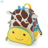 ราคา Skip Hop Zoo Packs Little Kids Backpacks Giraffe Intl ราคาถูกที่สุด