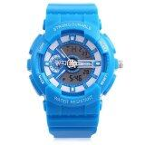 ราคา Skmei 1052 Digital Children Sports Watch Candy Color Waterproof Blue Intl ที่สุด