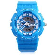 ขาย Skmei 1052 Digital Children Sports Watch Candy Color Waterproof Blue Intl ผู้ค้าส่ง