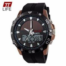 Skmei 1064คนนาฬิกาดิจิตอลกันน้ำยี่ห้อกีฬา 50แผ่นนาฬิกาข้อมือทอง ใหม่ล่าสุด