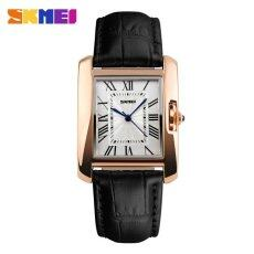 SKMEI 1085 Women's Fashion Luxury Retro Quartz Watches Analog Display Waterproof Women Casual Dress Wrist Watch